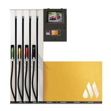 Distributeur de carburant ARCADIA 8 Pompes