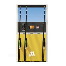 Distributeur de carburant PEGASUS 6 Pompes