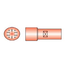 Brûleur pour chalumeaux S2 chauffeur multidard OX / GPL