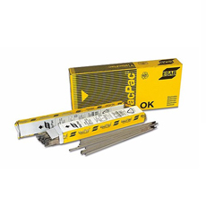 Electrode rutile inox réfractaire OK 67.60