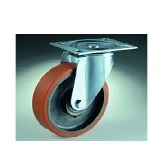 Roue pivotante polyuréthane AGP 200 mm