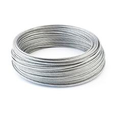 Câble acier galvanisé 6 x19