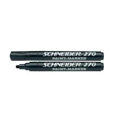 Marqueur permanent Schneider 270 noir