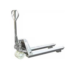 Transpalette acier inox 2 T