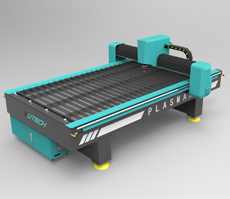 Machine de découpe Plasma CNC UT1530P